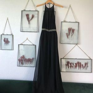 Zara maxi gown